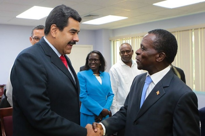 Venezuela aids Grenada on oil and gas