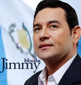 Funny business in Guatemala prez vote