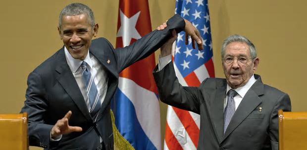 Obama finds huge love in Cuba