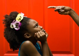 Research rejects spanking as discipline because it can harm a child emotionally for life.