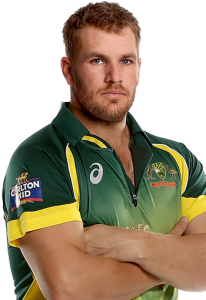 Aaron Finch – topscores with 72.