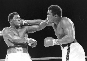 Jamaican Canadian boxer Trevor Berbick defeated Ali near the end of his career on points.