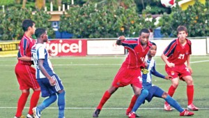Grooming young players is a focus of Cayman Islands Football Association.