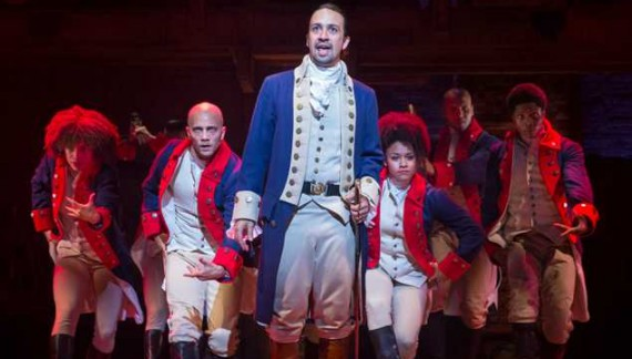 Hamilton: From Caribbean orphan to U.S. fame