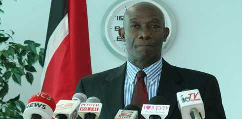 Rowley says removing Maduro not Trini business
