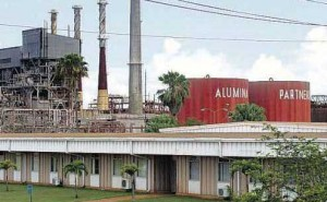 UC Rusal plant in Mandeville amaica sold for US$299 million