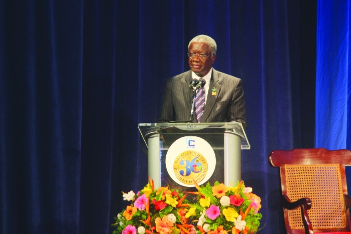 Barbados PM is keynote speaker at memorial dinner in Toronto