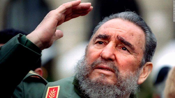 Fidel dies at 90