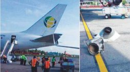 Planes grounded after mishap in Guyana