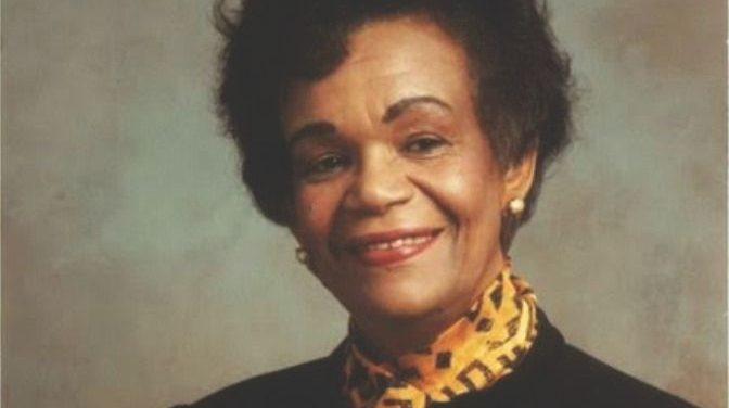 Dr. Inez Elliston dies at 84