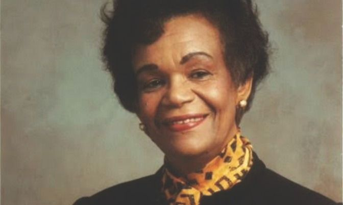 Dr. Inez Elliston dies at 84