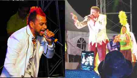 Chutney artistes tie for monarch title
