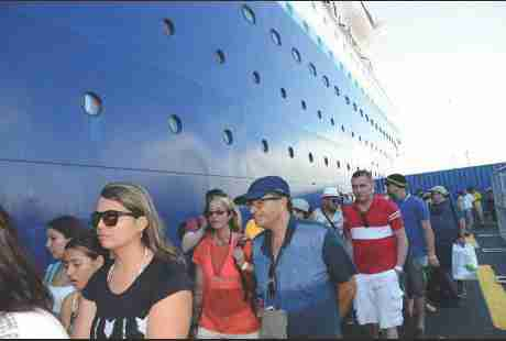 Caribbean tourism arrivals growing faster than global average