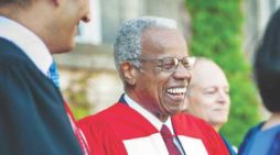 'Development is not measured only in economic terms'    – Sir George Alleyne