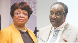 Two lawyers from the Caribbean community  receive awards