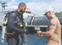 Exercise TRADEWINDS 17 underway  in the Caribbean