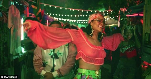 Rihanna nominated for Best Song at MTV EMA Awards