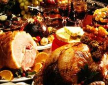 Food safety during the Christmas season