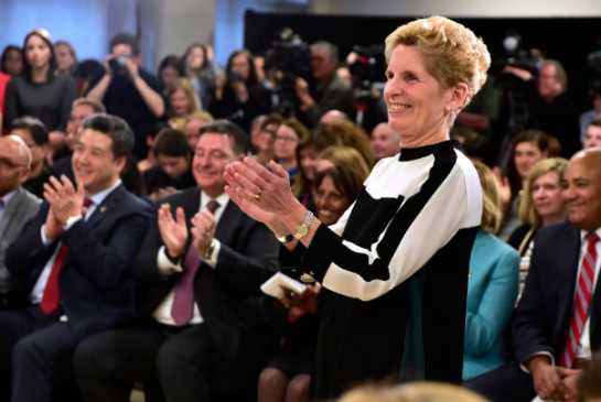 ' No time to cut seniors care' – Ontario Premier
