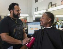Black barbershops can help clients get high blood pressure under control — study