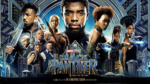 Saving Wakanda before the bad guys can destroy the world