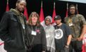 Voices missing at summit on gun and gang violence