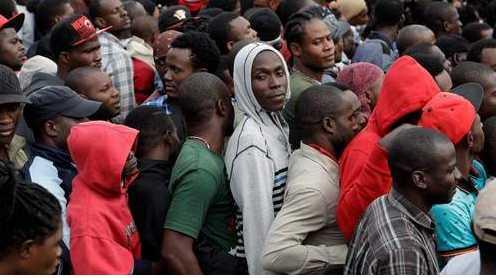 Chile deports hundreds of Haitians