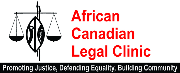 African Canadian Legal Clinic closed