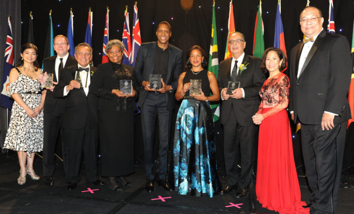 Student says UWI Toronto Gala Scholarship   was 'a turning  point' in his life