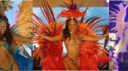 Mas' lovers  brave the wintry weather to celebrate with Carnival Nationz