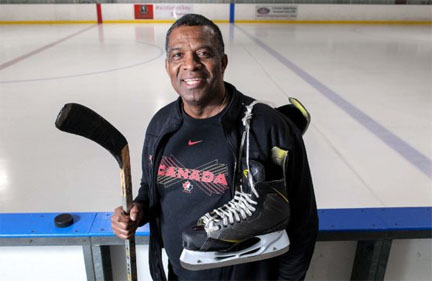 Hockey dad to receive 2018 DAREarts Cultural Award