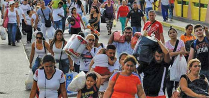 Growing numbers of Venezuelans seeking asylum in Trinidad-Tobago