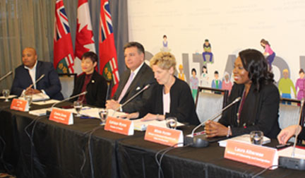 Premier announces Ontario Cultural Media Fund