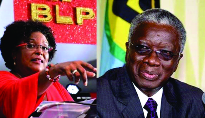 Barbadians go to the polls May 24