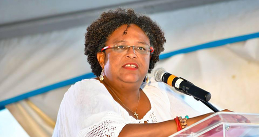 Mottley hopes to reach an agreement  with the IMF as soon as possible