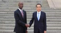 Trinidad-Tobago and China sign cooperation agreements