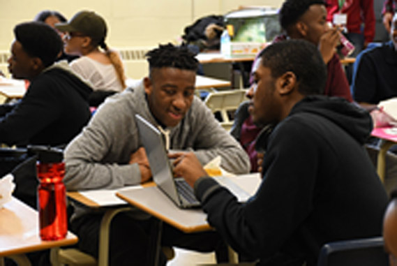 Mentorship program helps Black youth pursue post-secondary education