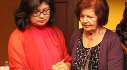 ABC teacher meets her author-student