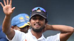 Sri Lanka's skipper  Chandimal suspended