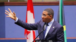 'We have  to pay for our development by growing our economy'  – Jamaican prime minister Holness