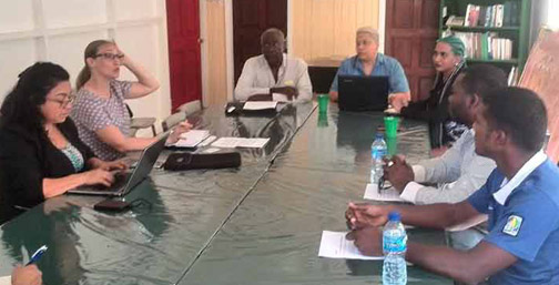 Group launched in Guyana to help fleeing Venezuelans