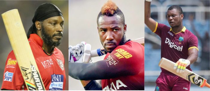 Windies trio set to headline Global T20 Canada