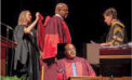 'Money usually follows ideas, not the other way around,' technology developer tells graduating students