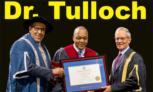 Judge Tulloch tells Ryerson graduates they have  the responsibility 'to change the world'