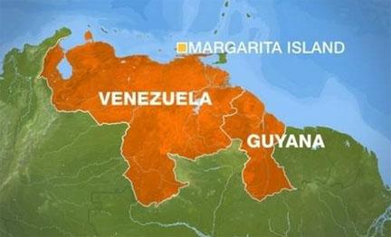 Venezuela will not participate in ICJ case  on border controversy