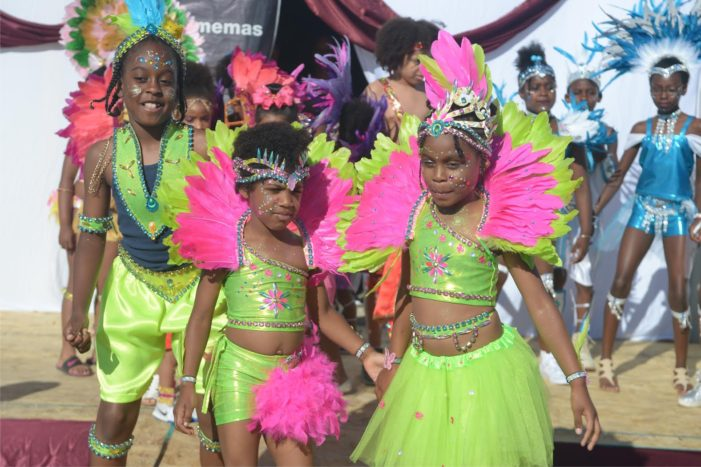 Three junior carnival band launches  last weekend