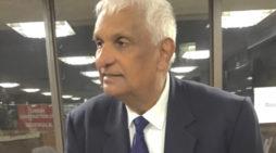 Dookeran appointed Professor of Practice at UWI