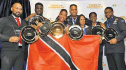 Trinidad-Tobago and Bahamas win top culinary honours