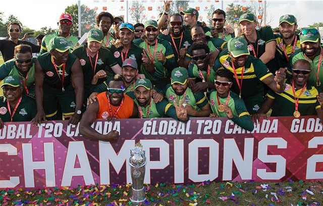 Vancouver Knights are Global T20 Canada champions