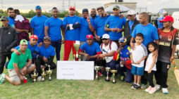 Berbice win 'Dassy' softball trophy